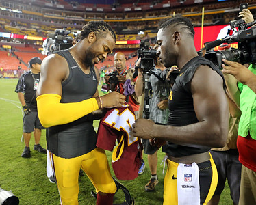Washington Redskins vs. Pittsburgh Steelers