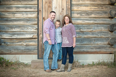 Reif Family Fall Photos