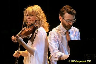 Natalie MacMaster & Mac Morin at Festival Place 107
