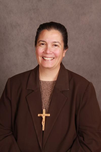 Sister Angela Marie Wbarra