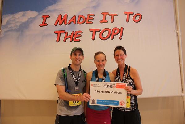 Fight for Air Climb 2016- Team Photos