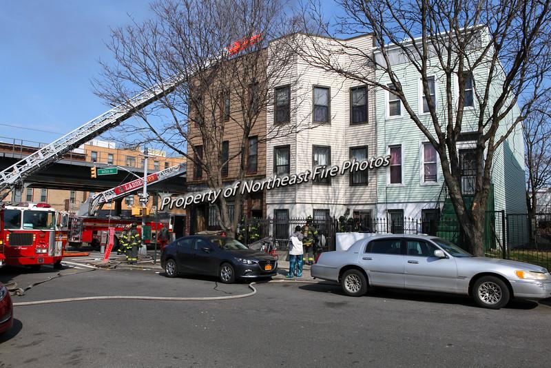 Brooklyn- A/H Buffalo Avenue- 3/8/2016