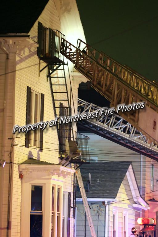Providence- 2nd Alarm- Barrows Street- 5/6/2016