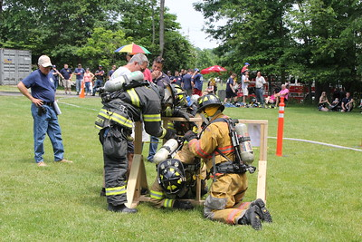 NWBMAA Field Day 2016 Hosted by Upper Saddle River Fire Department 6-4-16