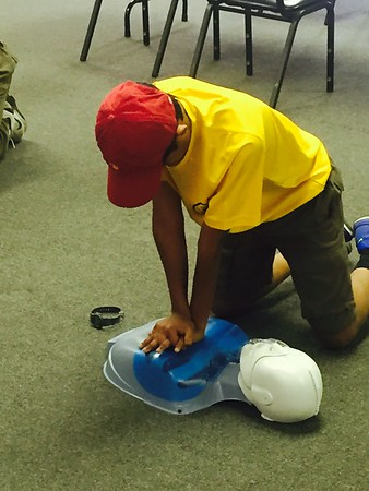 2016 First Aid/CPR