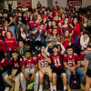 Fitchburg High held their annual Thanksgiving pep rally on Wednesday ahead of Thursday's rivalry game against Leominster. SENTINEL & ENTERPRISE / Ashley Green