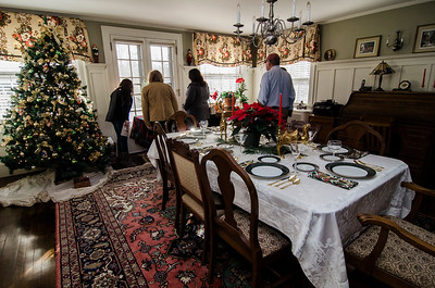2016 Fitchburg Holiday House Tours