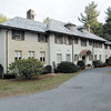 SENTINEL & ENTERPRISE / BRETT CRAWFORD<br /> Fitchburg Historical Society's Annual Holiday House Tours will be held on Saturday, December 3, 2016 from 11 am to 4 pm. Pictured is a home on Blossom Street, which is also included on the tour.