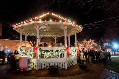 2016 Fitchburg Tree Lighting