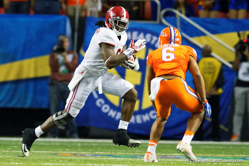 Florida Gators Football SEC Championship 2016