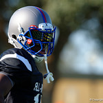 Crisp County HS defensive end Markaviest Bryant some of the nations best high school football players practice and run drills during the first day of practice for the 2016 Under Armour All-America High School Football Game at the ESPN Wide World of Sports in Orlando, Florida  December 38th, 2016. Gator Country photo by David Bowie.