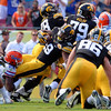 Florida Gators Walk Outback Bowl 2017 Iowa Hawkeyes