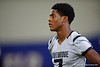 2018 Miami receiver commit Daquris Wiggns during Gators camp