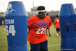 2018 Theodore defensive tackle Timaje Porter particpates in the  offensive line/defensive line camp on Friday night.  June 3rd, 2016. Gator Country photo by David Bowie.