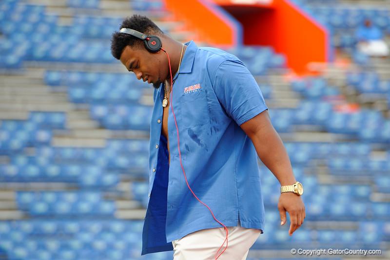 University of Florida Gators Football Gator Walk North Texas Mean Green2016 Kentucky