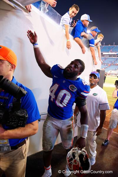 Florida Gators Football Georgia Bulldogs EverBank Field