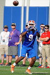 Florida Gators wide receiver Dre Massey as the University of Florida Gators football team continues the first week of 2016 spring practices.  March 11th, 2016. Gator Country photo by David Bowie.