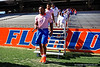 Florida Gators Orange and Blue Swamp Night University of Florida 2016