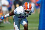 Florida Gators defensive back Chauncey Gardner as the University of Florida Gators run drills and scrimmage during the third week of spring practice.  March 23rd, 2016.  Gator Country photo by David Bowie.