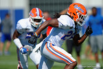 Florida Gators defensive back Marcell Harris as the University of Florida Gators run drills and scrimmage during the third week of spring practice.  March 23rd, 2016.  Gator Country photo by David Bowie.