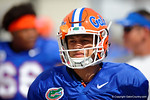 Florida Gators wide receiver Freddie Swain as the University of Florida Gators run drills and scrimmage during the third week of spring practice.  March 23rd, 2016.  Gator Country photo by David Bowie.