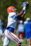 Florida Gators linebacker Darius Singletary as the University of Florida Gators run drills and scrimmage during the third week of spring practice.  March 23rd, 2016.  Gator Country photo by David Bowie.