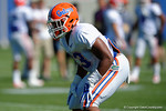 Florida Gators linebacker David Reese as the University of Florida Gators run drills and scrimmage during the third week of spring practice.  March 23rd, 2016.  Gator Country photo by David Bowie.