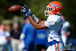 Florida Gators defensive back McArthur Burnett as the University of Florida Gators run drills and scrimmage during the third week of spring practice.  March 23rd, 2016.  Gator Country photo by David Bowie.