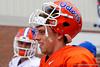 University of Florida Gators Football Spring Practice 2016
