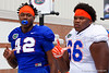 University of Florida Gators Football Spring Practice 2016