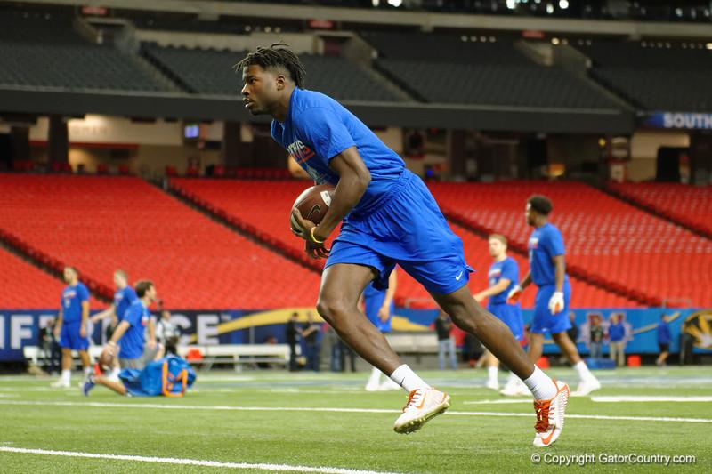 Florida Gators Football SEC Championship Media Day 2016