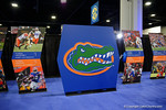 Florida Gators during media day for the 2016 SEC Championship at the Georgia Dome in Atlanta, Georgia.  December 2nd, 2016.  Gator Country photo by David Bowie.