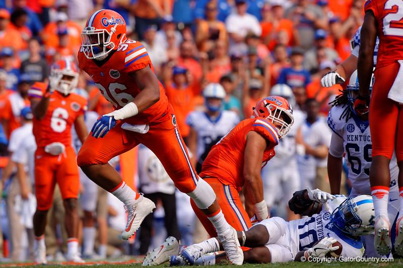 University of Florida Gators Football Kentucky Wildcats 2016