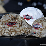 An Under Armour hat at the third day of practice for the 2016 Under Armour All-America High School Football Game at the ESPN Wide World of Sports in Orlando, Florida  December 38th, 2016. Gator Country photo by David Bowie.