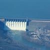 The dam at Table Rock Lake