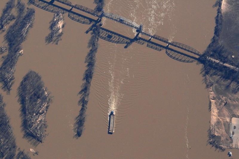 Arkansas River, Fort Smith Arkansas