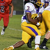 Tarboro Deontae Williams (3) Southern Nash defeats Tarboro 21-10 Friday evening September 16, 2016 in Bailey, NC (Photos by Anthony Barham / WRAL contributor.)
