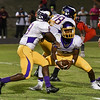 Tarboro Tae Randolph (2) Southern Nash defeats Tarboro 21-10 Friday evening September 16, 2016 in Bailey, NC (Photos by Anthony Barham / WRAL contributor.)