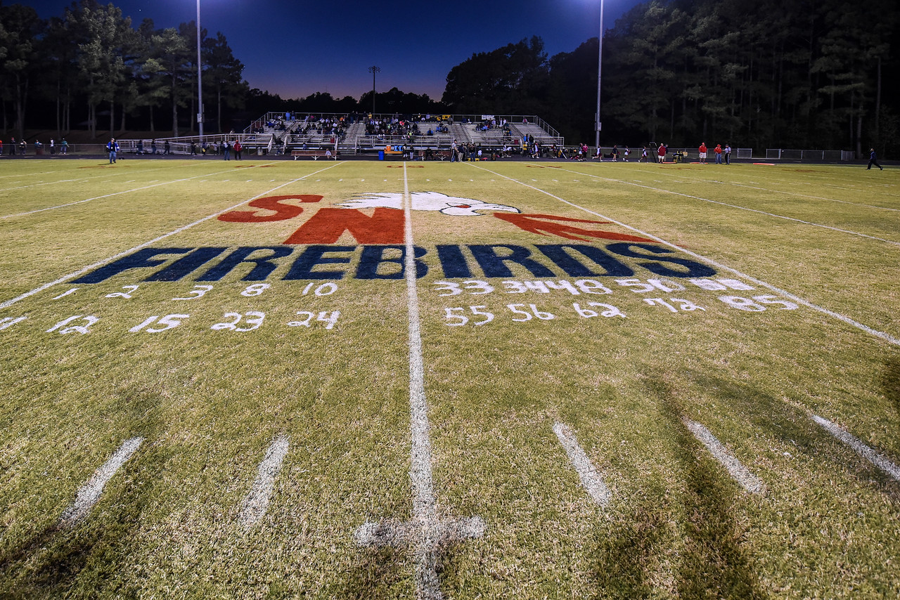 Southern Nash defeats Rocky Mount 21-10 Friday evening October 28, 2016 in Spring Hope, NC (Photos by Anthony Barham / WRAL contributor.)