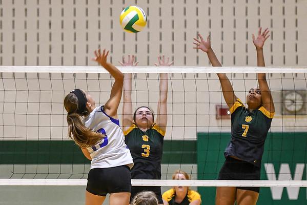 9-3-2016 Bunn vs Louisburg Volleyball