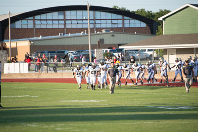 09-02-2016 FHS v LCHS football