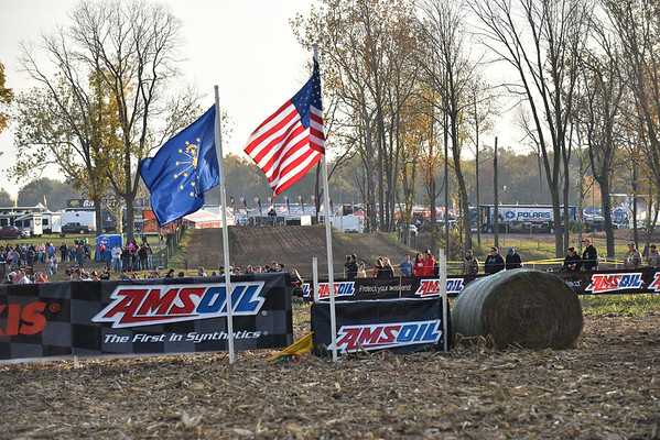 2016 GNCC Ironman Ace and SxS