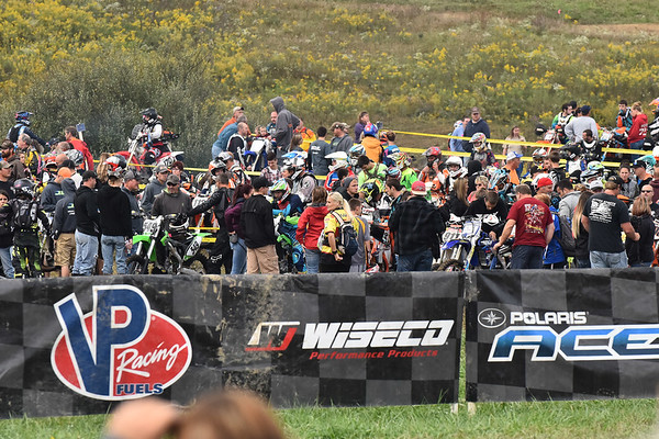 2016 GNCC Powerline AM Bikes