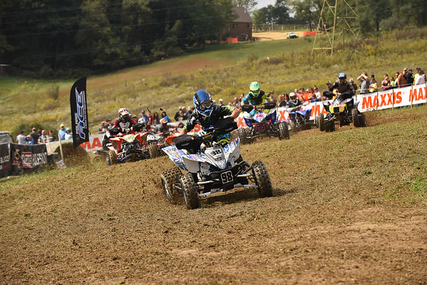 2016 GNCC Powerline Park PM ATV