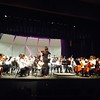 The Jr. High Schools have a string fling with Mt. View High School Orchestra
