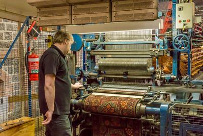 Carpet Weaving Loom