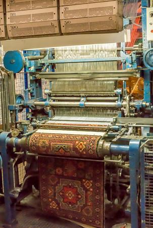 Jacugard Carpet Loom