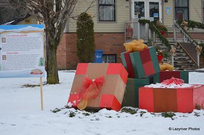 Ayer's Cliff Christmas Village Dec 2016