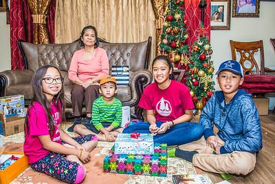 Family Christmas:  December 23, 2016