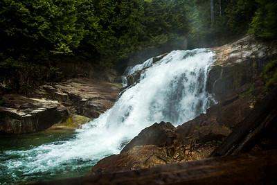Gold Creek Falls